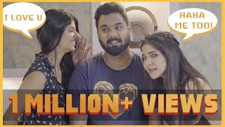 When Your Boyfriend Has A Girl Bestie | Ft. Bigg Boss Sakshi Agarwal, Dipshi Blessy & Rahul Raj