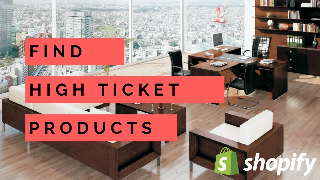 OverView About High Ticket Dropshipping Products, Niches
