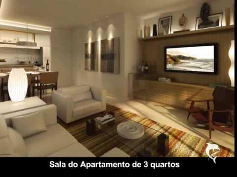 Vendo apartamento de 3 quartos no recreio rj youtube for Apartamento mobiliado 3 quartos curitiba