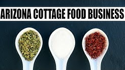 Cottage Kitchen Laws ARIZONA state by state What can I make and sell