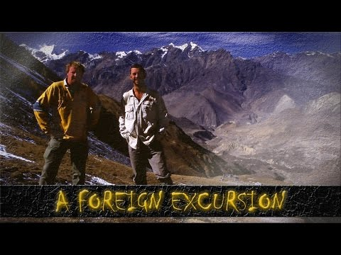 Trekking in Thailand & Nepal (A Foreign Excursion)