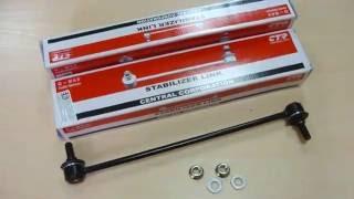 Стойки переднего стабилизатора CTR CLT62 на Toyota RAV 4 A30