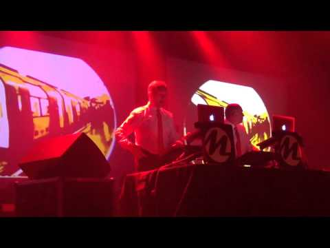 Metroland - Live @ BIM 2012