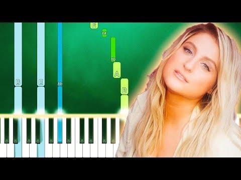 Meghan Trainor - Workin' On It Ft. Lennon Stella, Sasha Sloan (Piano Tutorial Easy) By MUSICHELP