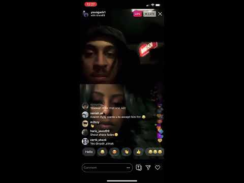 Young Adz Insta Live Part 8 Ft Chvrrie