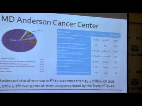 Lessley Stoltenberg, Chief Information Security Officer at MD Anderson, Cancer Center in Houston, US