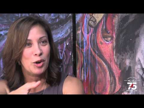 Shannon Lee & Diana Lee Inosanto Part 1