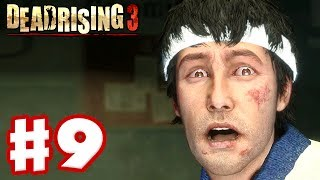 Dead Rising 3 - Gameplay Walkthrough Part 9 - Cameras and Relays (Xbox One Day One 2013)