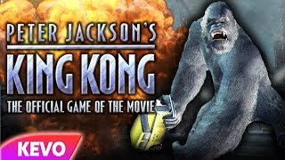 King Kong but it's a very broken game