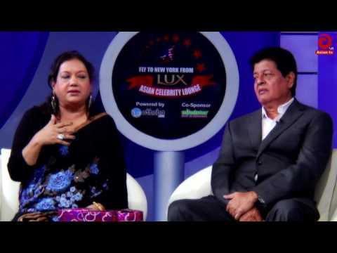 Asian celebrity lounge Ep 01 with Taukir Ahmed & Bipasha Hayat