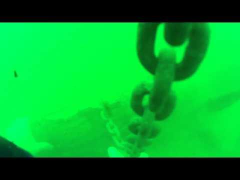 Stuck Anchor