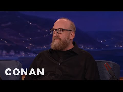 Brian Posehn Is Sick Of Apologizing For His Purebred Dog  - CONAN on TBS