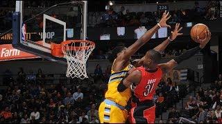 Mix: Amazing NBA Dunks with beat drops (HD)
