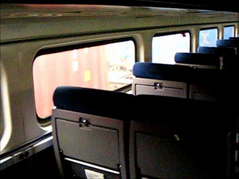 AmTrak Passenger Coaches