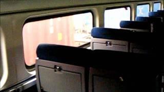 AmTrak Passenger Coaches