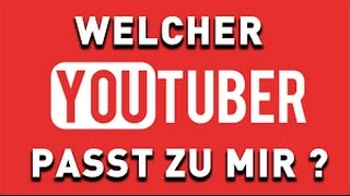 Teste Dich Youtuber