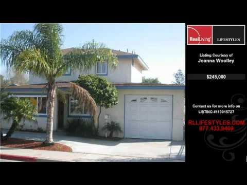 Homes For Sale Imperial Beach CA $245000 1474-SqFt 3-Bdrms 2-Baths