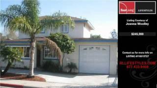 Homes For Sale Imperial Beach CA $245000 1474-SqFt 3-Bdrms 2-Baths