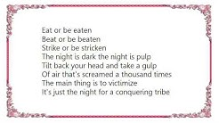 Iggy Pop - Eat or Be Eaten Lyrics