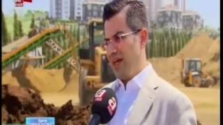 A Haber - İstanbul Ağaç ve Peyzaj AŞ Genel Müdürü Faruk Kacır - Toprak Üretim Tesisi - 04 05 2017