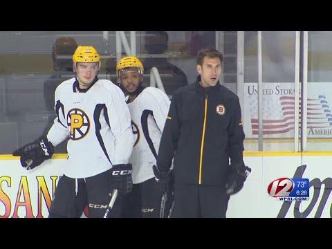 P-Bruins, new head coach Jay Leach prep for new season