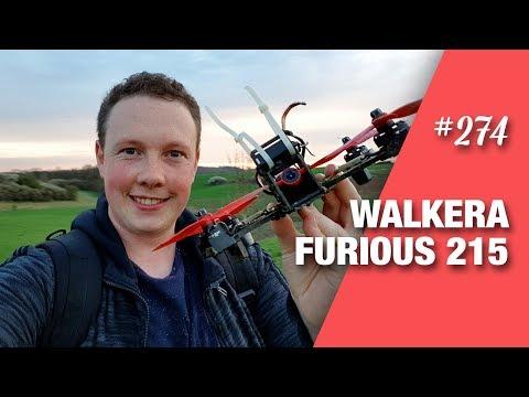 Nach einem Jahr - FPV-Racer fliegen - Walkera Furious 215