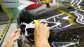Complete PPF | Bonnet & Spokes | Mahindra Alturas G4 SUV