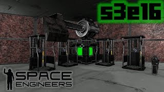 Video The Transporter Room - Space Engineers S3E16 download MP3, 3GP, MP4, WEBM, AVI, FLV September 2017