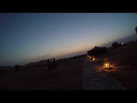 Nomad Sahara Desert Camp in Erg Chebbi, Morocco