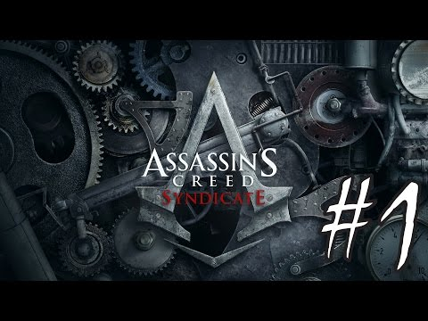 Assassin's Creed Syndicate Walkthrough + Small Guide--Cable News---Challenges Completed