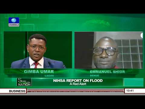 Red Alert: NIHSA Report On Flood Pt.2 |State Of The Nation|