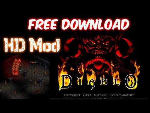 How To: Install Diablo 1 HD Mod