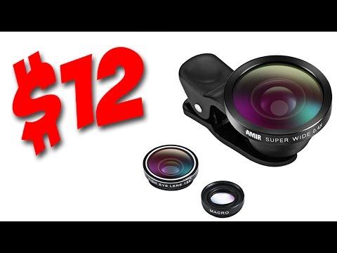 Cheap Phone Lens Kit!!!