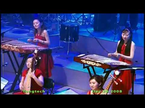 12 Girls Band 女子十二乐坊 Cloudy Sky in HD