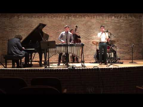 Jeremy Whetstone and Depaul University Jazz Combo #1, May 26, 2016