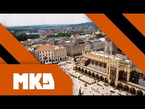 Krakow + Auschwitz Tour