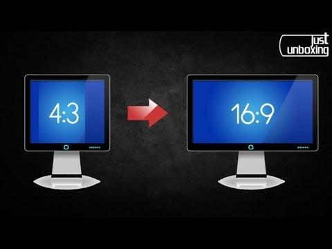 Como convertir vídeos 4:3 en 16:9 con Sony Vegas | Just Unboxing