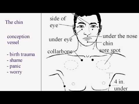 Tapping Therapy EFT©: Meridian & Emotion Tutorial Pt 1