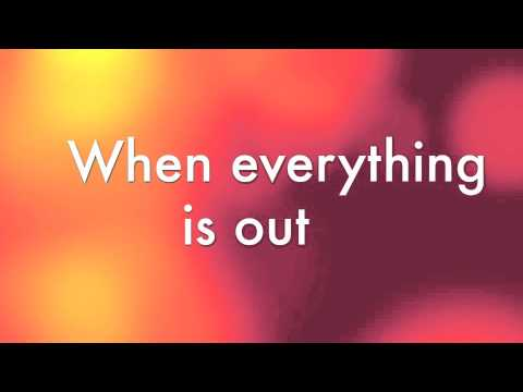 One Republic - Good Life - Lyrics