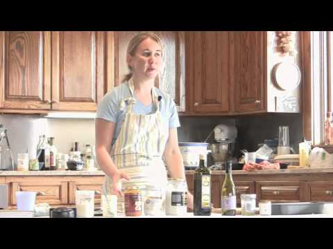 Healthy Fats, The Barefoot Cook Workshop, Part 3, Amanda Love Healthy Cooking Secrets