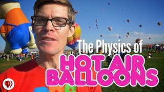 The REAL Physics of Hot Air Balloons!