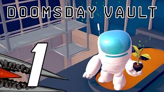 Doomsday Vault - Gameplay Walkthrough Part 1 (No Commentary, PC)