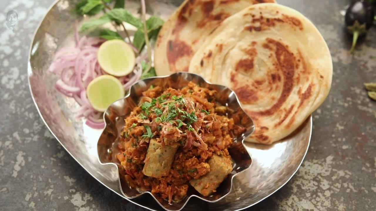 घी वाला चिकन कीमा सीख   Gheewala Chicken Keema Seekh   Sanjeev Kapoor Khazana