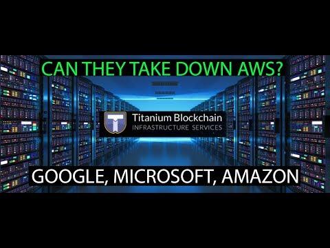 Titanium Blockchain (BAR) - Decentralized Infrastructure as a Service