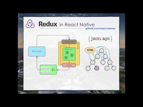 React Native Munich Meetup: Redux - Sharing with the Web