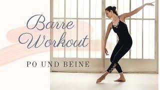 Barre Workout Basic - Po & Beine