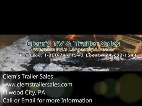 2012 Santara 271BH Clems RV and Trailer Sales