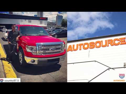 Autosource Hawaii and 97.5 Country Radio Station Honolulu Video