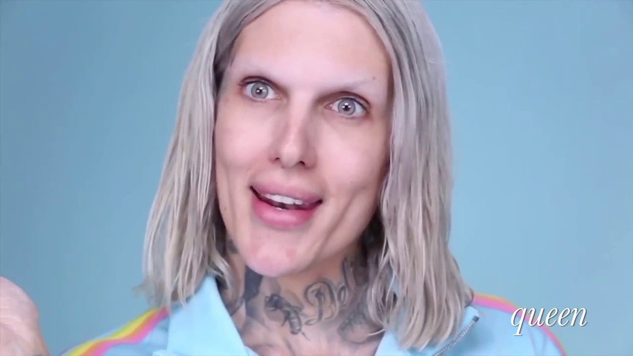 jeffree star spilling the tea on makeup brands for 7 minutes straight