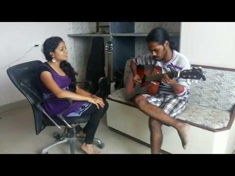 Jaadu hai nasha hai (jism) Guitar cover by Divya Nair